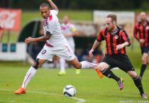 Jussie / Bjoern Schulz - 08.07.2015 - Going / Bordeaux - Match Amical