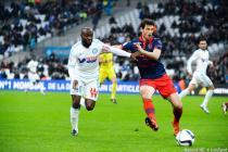 Lassana DIARRA / Jeremy BRECHET - 13.12.2015 - Marseille / Gazelec Ajaccio - 18eme journee de Ligue 1
