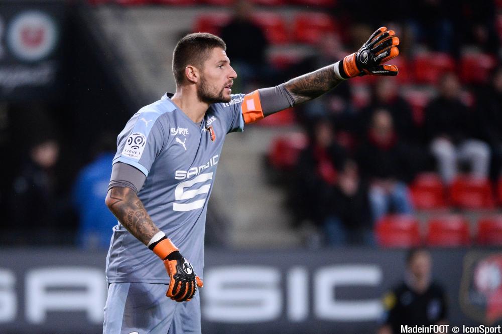 Benoît Costil devrait rejoindre Bordeaux l'été prochain.