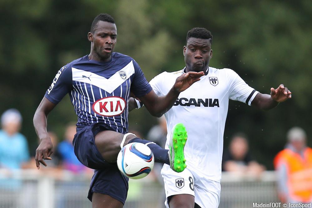 Cheick Diabaté n'a marqué qu'un seul but en Ligue 1 cette saison.