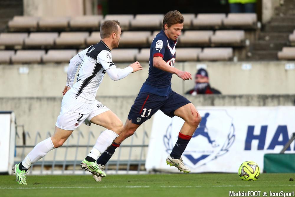 Chantôme a de grandes ambitions pour les Girondins de Bordeaux.