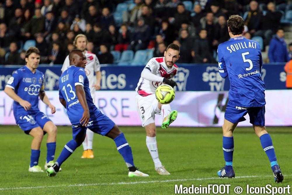 Le SC Bastia accueille les Girondins de Bordeaux, ce mercredi soir.