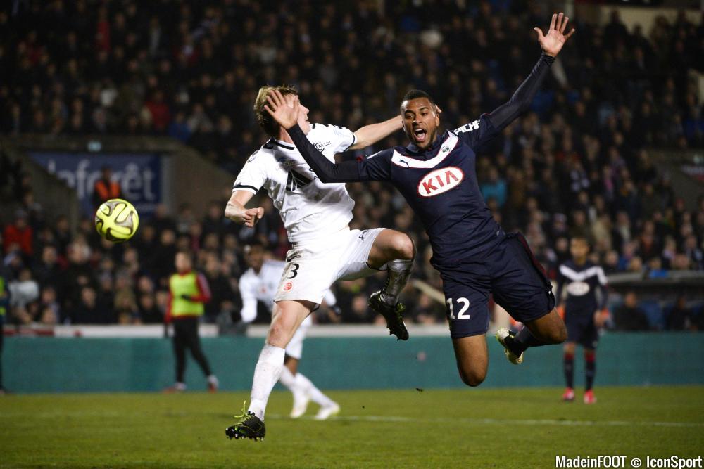 Thelin poursuit son adaptation aux Girondins de Bordeaux.