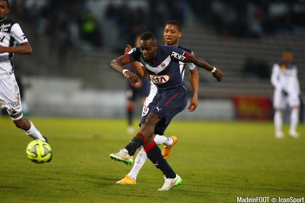 L'album photo du match entre Bordeaux et Guingamp.