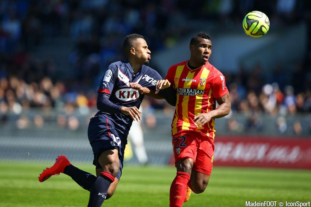 Loïck Landre (RC Lens) intéresse les Girondins de Bordeaux.