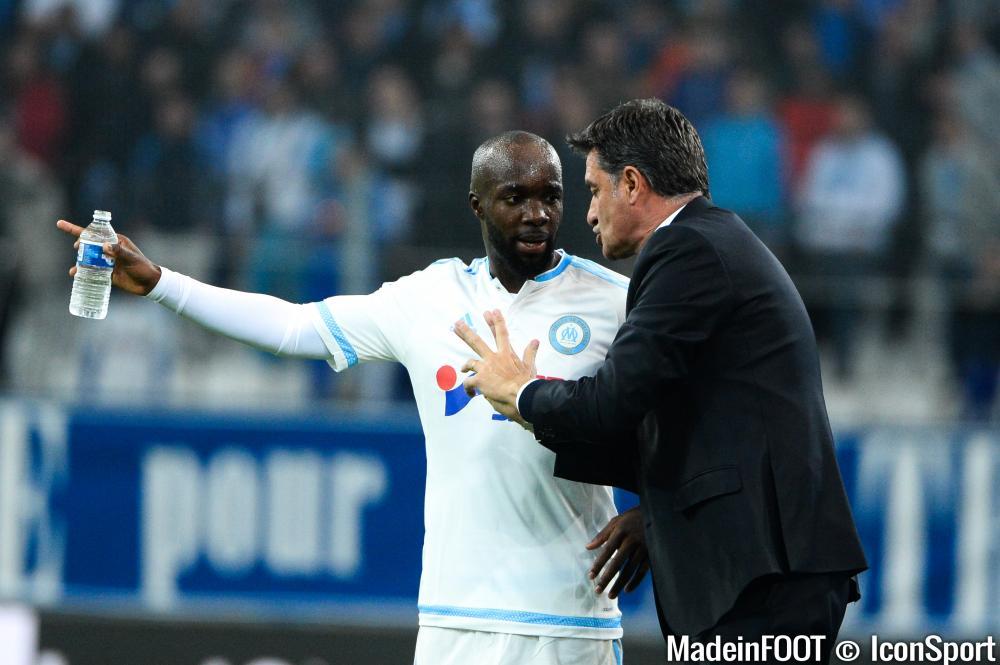Michel (OM) pourra compter sur le retour de Lassana Diarra face aux Girondins de Bordeaux.