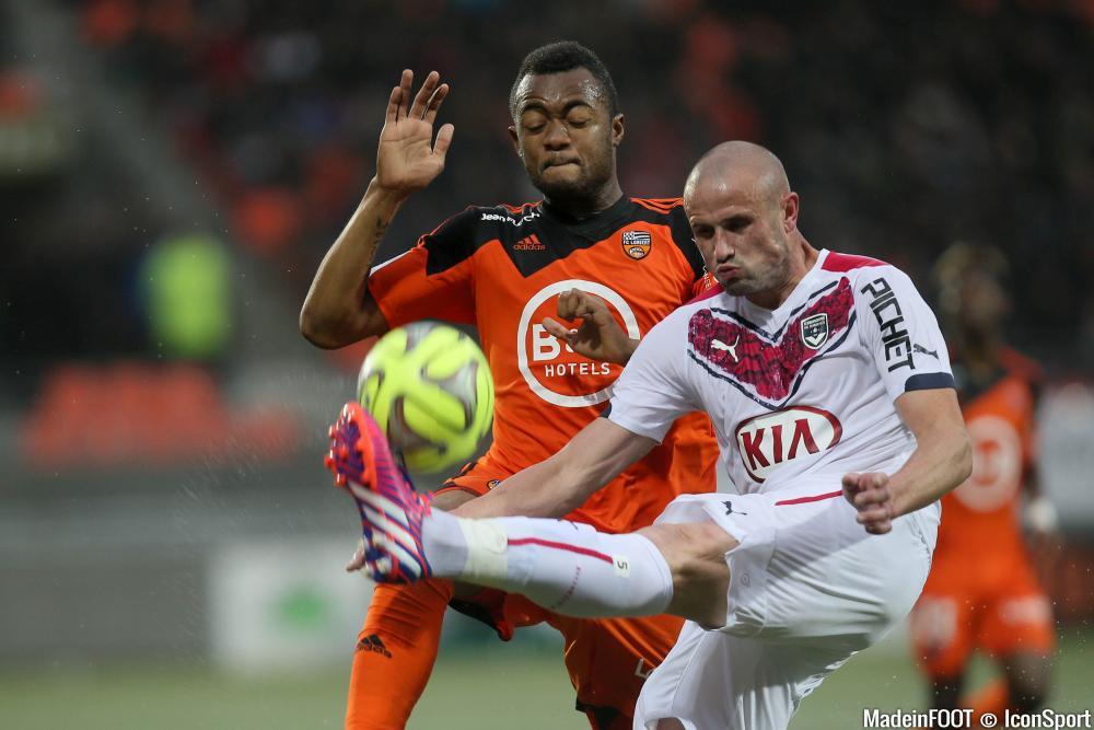 Bordeaux et Lorient ont manqué une belle occasion.
