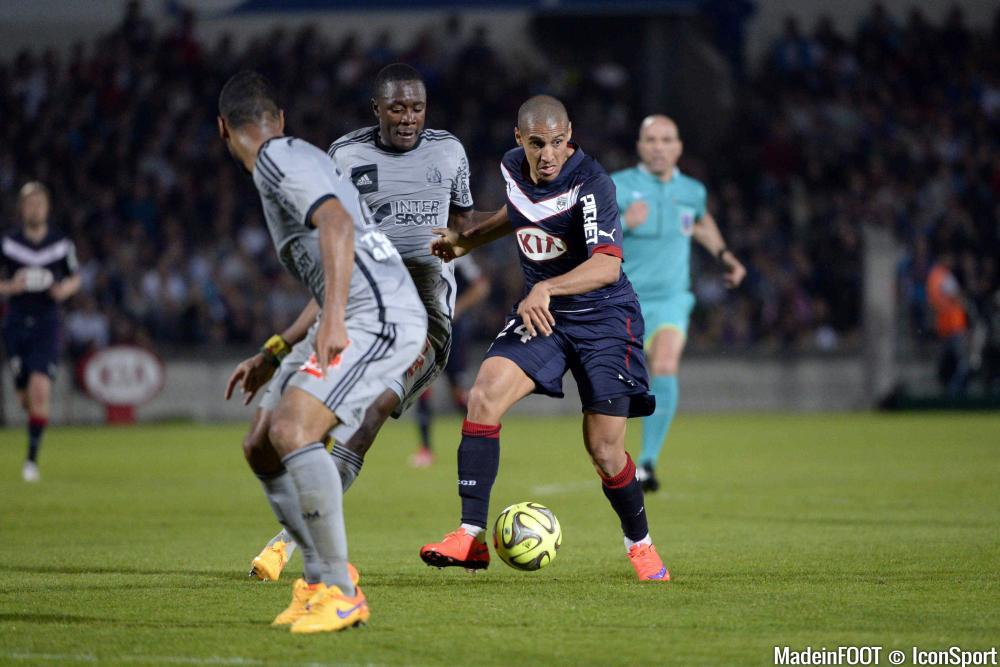 Les compos officielles du match entre les Girondins de Bordeaux et l'OM.
