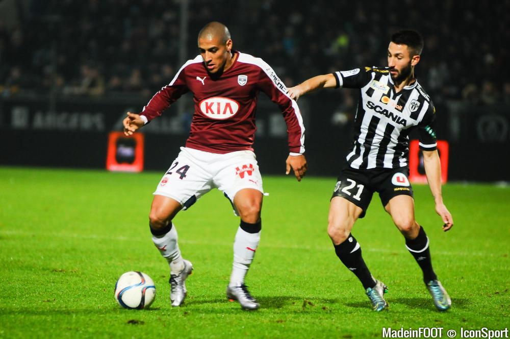 Wahbi Khazri (Girondins) est très apprécié par Rémi Garde et Aston Villa.