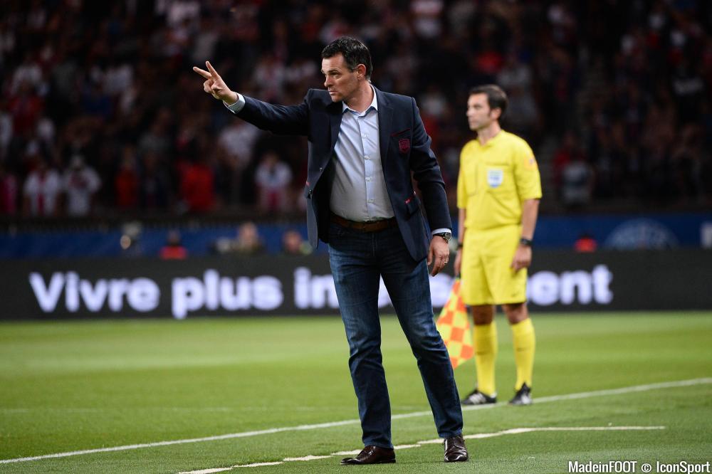 Pour Sagnol, la Coupe de France ne sera pas prioritaire