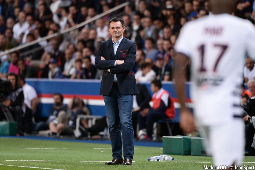 Willy Sagnol et Bordeaux accueillent le GFC Ajaccio, samedi soir.
