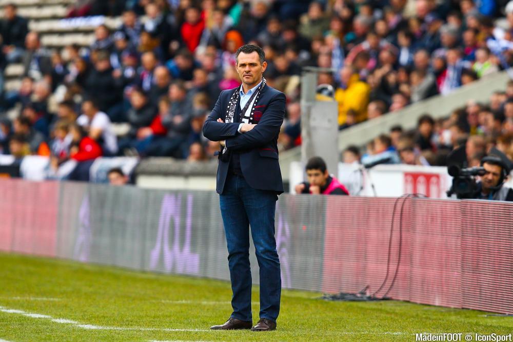 Willy Sagnol et les Girondins de Bordeaux prospectent en Allemagne.