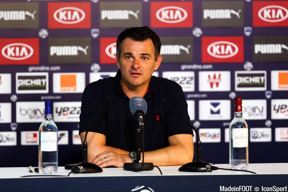 Le coach girondin Willy Sagnol prospecte au Portugal