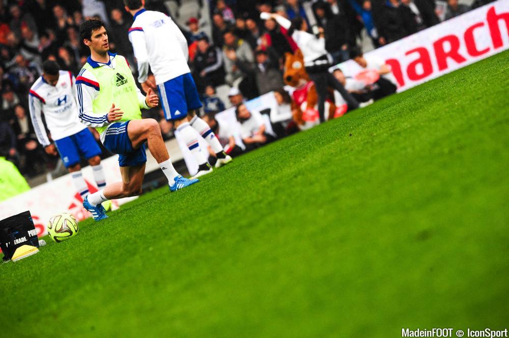 Yoann Gourcuff arrive en fin de contrat en juin.