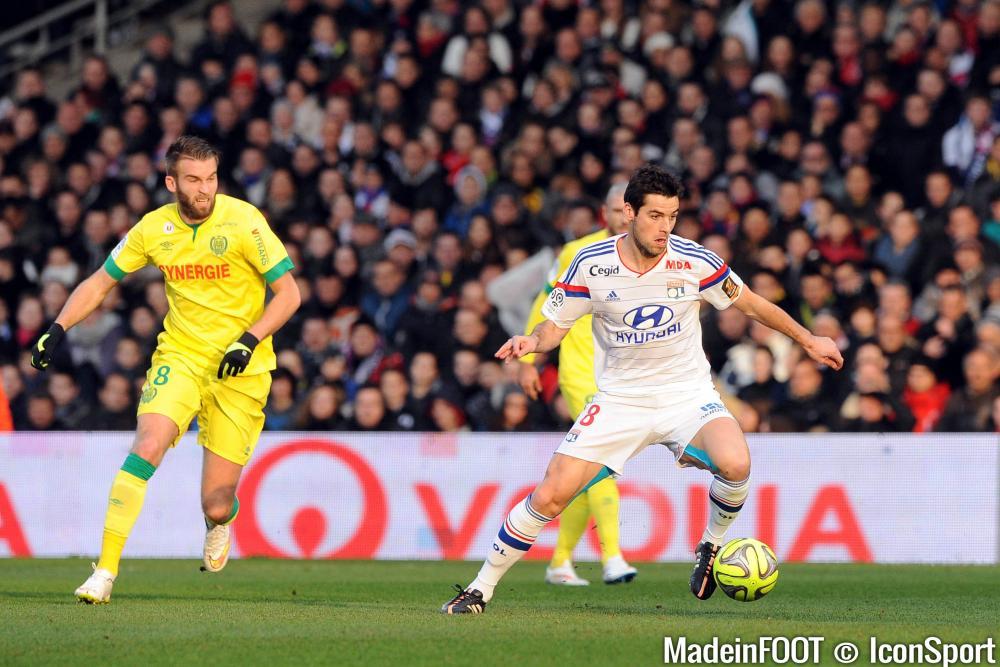 Yoann Gourcuff a été aperçu à Rennes, mardi...