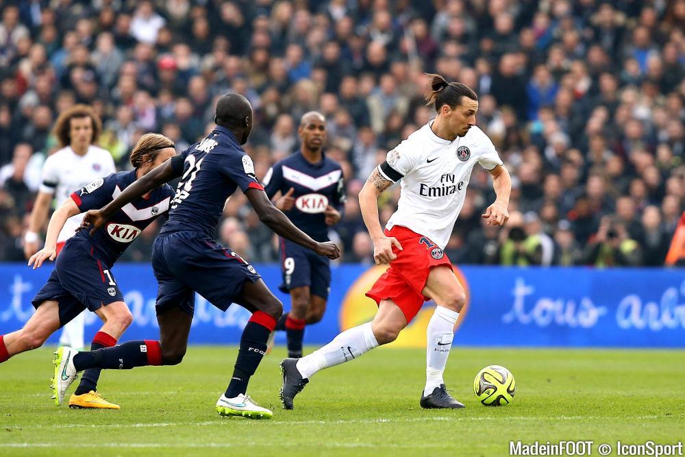 Ibrahimovic n'a pas contenu ses nerfs après la rencontre.