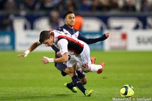 Jérémy Pied, en fin de contrat à l'OGC Nice, intéresse plusieurs clubs de L1.