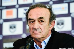 Jean-Louis Triaud (Girondins) a été réélu vice-président de Première Ligue.