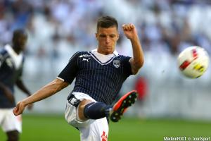 Frédéric Guilbert (Girondins) est prêté jusqu'à la fin de la saison au SM Caen.