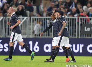 Les compos officielles du match entre les Girondins de Bordeaux et le PSG.