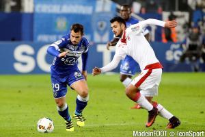 L'album photo du match entre le SC Bastia et les Girondins de Bordeaux.