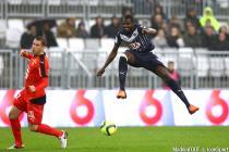 Cheick Diabate - 31.01.2016 - Bordeaux / Rennes - 23e journee Ligue 1