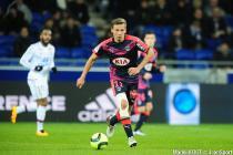 Clement CHANTOME - 03.02.2016 - Lyon / Bordeaux - 24e journee de Ligue 1