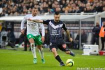 Diego Contento - 07.02.2016 - Bordeaux / St Etienne - 25eme journee de Ligue 1