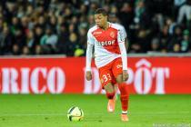 Kylian MBAPPE LOTTIN - 14.02.2016 - Saint Etienne / Monaco - 26eme journee de Ligue 1