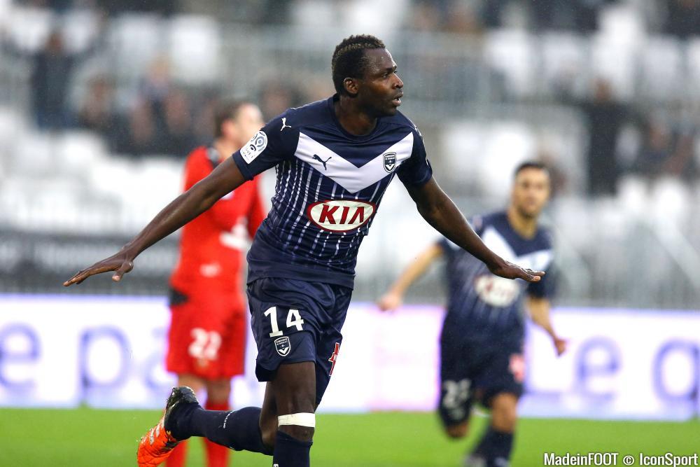 Cheick Diabaté quittera les Girondins de Bordeaux dans quelques semaines.