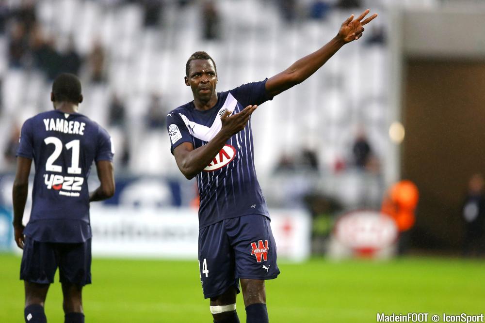 Cheick Diabaté, en fin de contrat en juin, intéresserait des clubs des Emirats arabes unis.