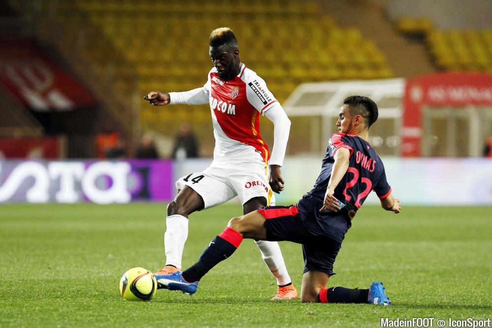 Bakayoko et Monaco se sont inclinés, vendredi soir, face à Bordeaux (1-2)