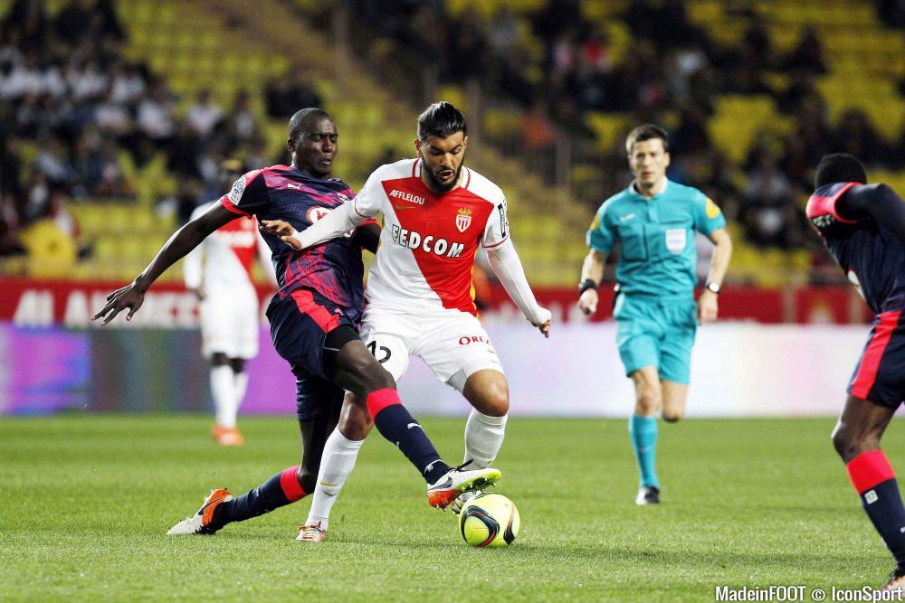 Vendredi soir, Monaco a chuté face à Bordeaux du côté de Louis-II (1-2)