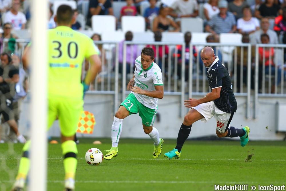 Nicolas Pallois est dans l'équipe-type de la 1ère journée.