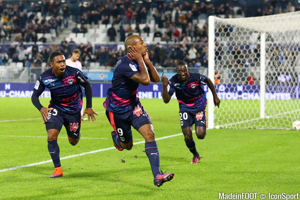 Sabaly ne sait pas s'il pourra toujours fêter les buts bordelais la saison prochaine
