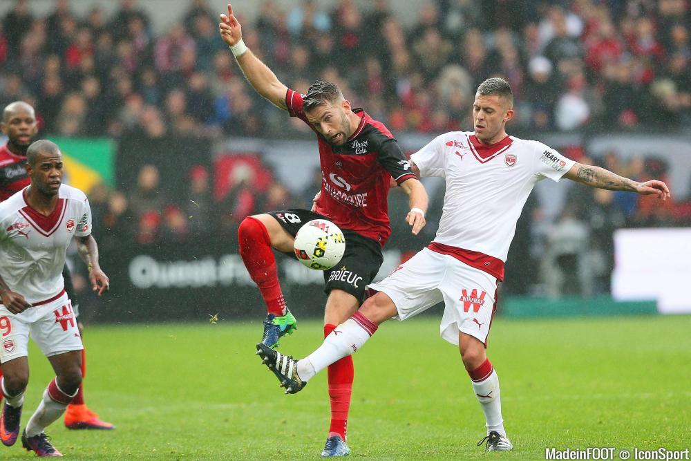 L'EAG et les Girondins de Bordeaux n'ont pas su se départager (1-1), ce dimanche après-midi.