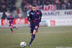 Jérémy Ménez passeur décisif face à Lorient