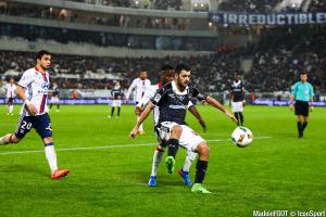 Les compos officielles du match entre l'OL et les Girondins de Bordeaux.