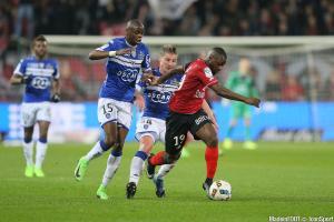 Yannis Salibur intéresse les Girondins de Bordeaux.