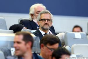 Stéphane Martin, le président de Bordeaux veut rester optimiste