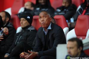 Kombouaré était ravi de la performance de son équipe