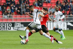 Prcic (Rennes) est blessé à la cheville