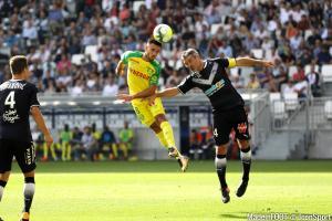 Les compos officielles du match entre Rennes et les Girondins de Bordeaux.