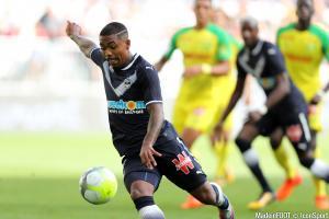 Malcom devrait quitter Bordeaux cet été...