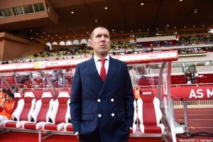 Le groupe de l'AS Monaco pour la réception du FCGB.