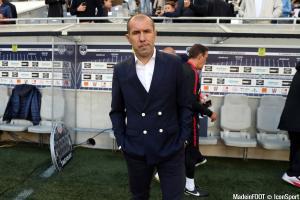 L'entraîneur portugais veut continuer d'avancer
