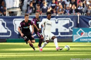 Monaco s'était imposé 0-2 à l'aller.