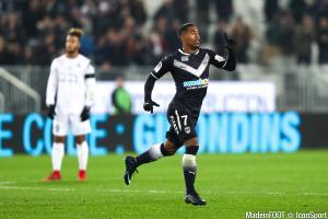 Malcom va quitter Bordeaux cet été