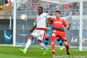 Pierre Lees Melou (Dijon FCO) plaît en Ligue 1.