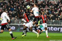 Balotelli (Nice) et Jovanovic (Bordeaux)